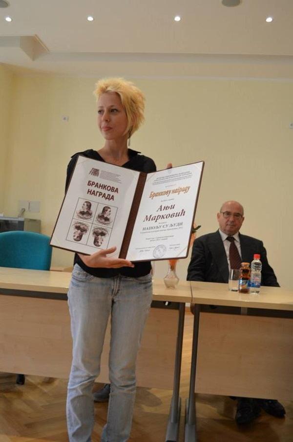 Anja Milosevic
